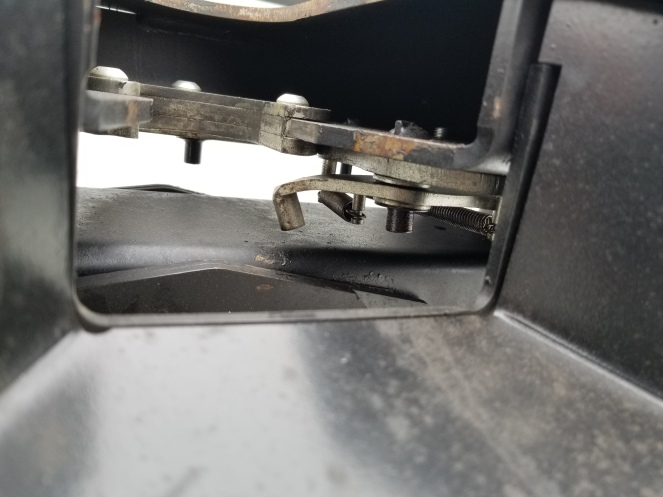 image of bent trigger