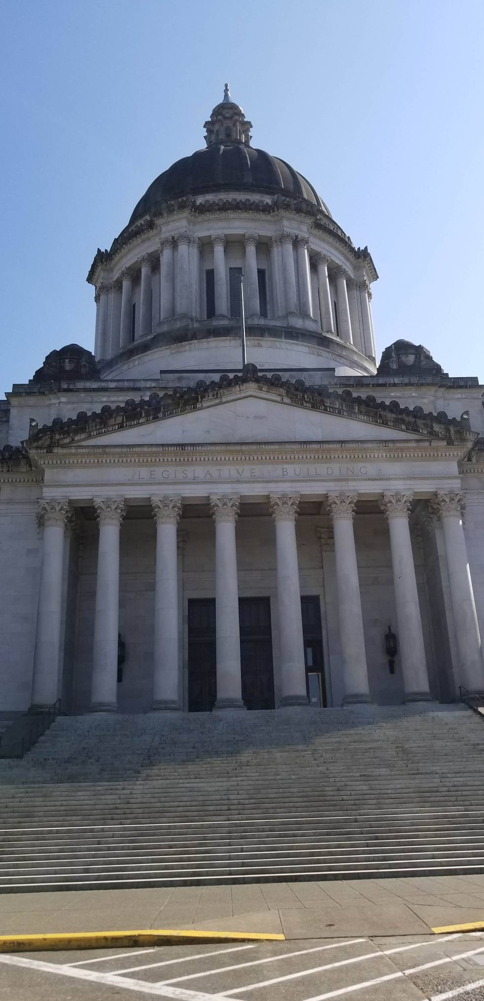 pictures of the washington state capital
